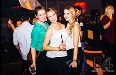 Partyfotos E4 Club 22.11.2014 One Night in Berlin - The Wildest Ladies Night in Town!