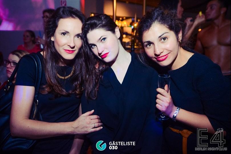 https://www.gaesteliste030.de/Partyfoto #1 E4 Club Berlin Berlin vom 25.10.2014