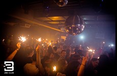 Partyfotos 2BE Club 22.11.2014 The Living Room