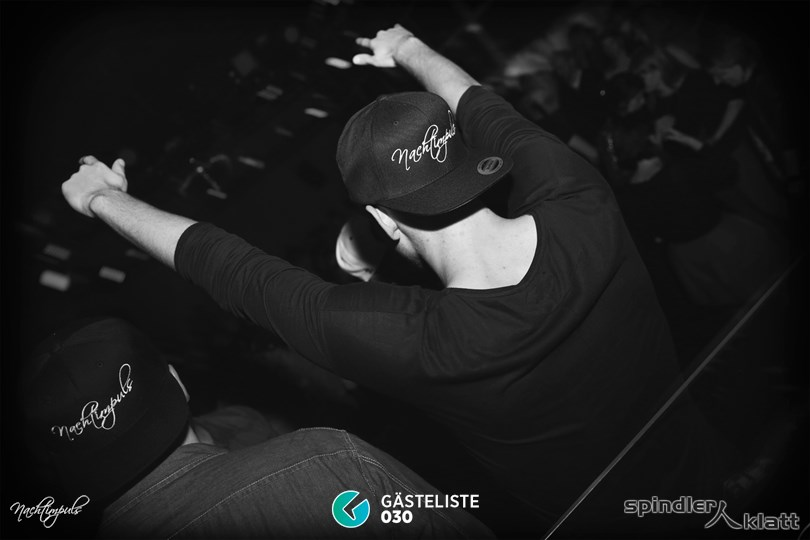 https://www.gaesteliste030.de/Partyfoto #11 Spindler & Klatt Berlin vom 22.11.2014