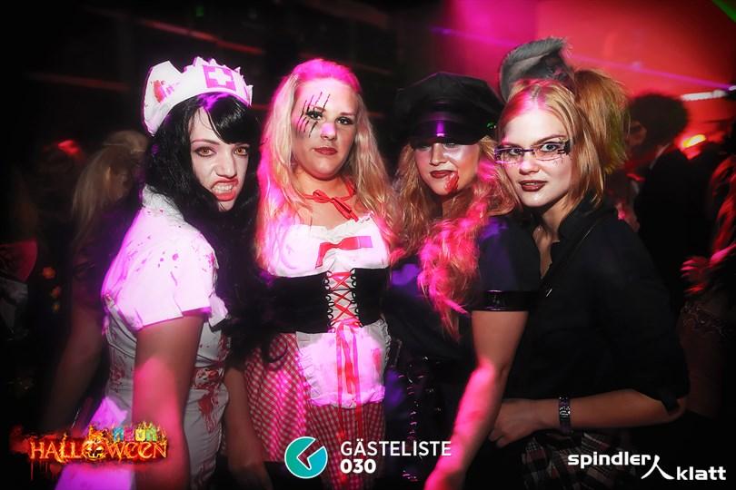 https://www.gaesteliste030.de/Partyfoto #107 Spindler & Klatt Berlin vom 01.11.2014