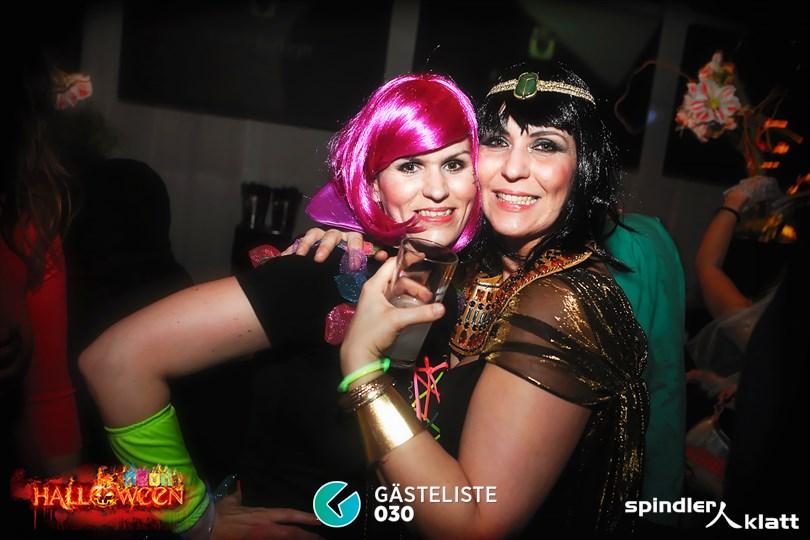 https://www.gaesteliste030.de/Partyfoto #198 Spindler & Klatt Berlin vom 01.11.2014