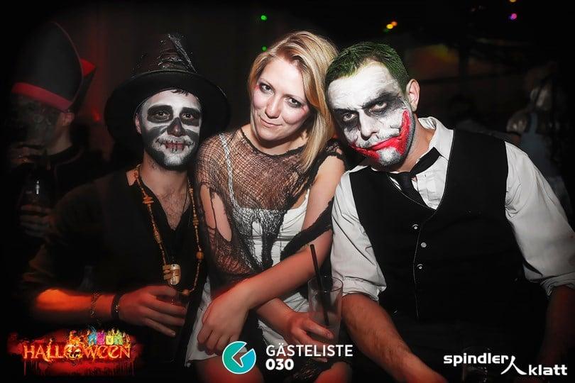 https://www.gaesteliste030.de/Partyfoto #137 Spindler & Klatt Berlin vom 01.11.2014