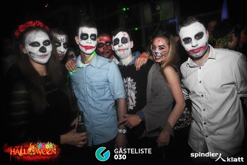 https://www.gaesteliste030.de/Partyfoto #63 Spindler & Klatt Berlin vom 01.11.2014