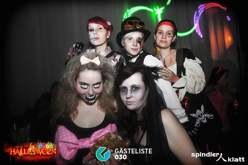 https://www.gaesteliste030.de/Partyfoto #136 Spindler & Klatt Berlin vom 01.11.2014