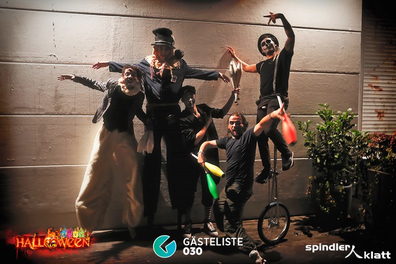 https://www.gaesteliste030.de/Partyfoto #7 Spindler & Klatt Berlin vom 01.11.2014