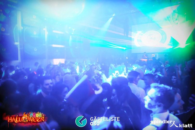 https://www.gaesteliste030.de/Partyfoto #159 Spindler & Klatt Berlin vom 01.11.2014