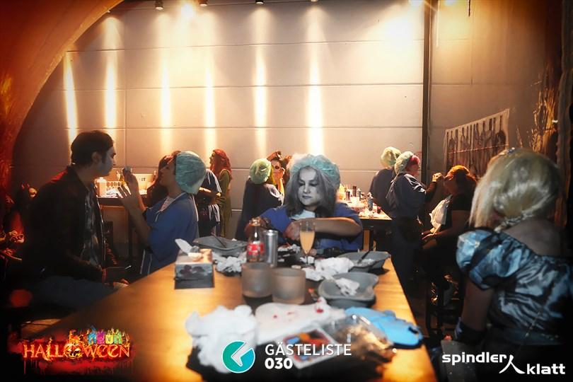 https://www.gaesteliste030.de/Partyfoto #91 Spindler & Klatt Berlin vom 01.11.2014