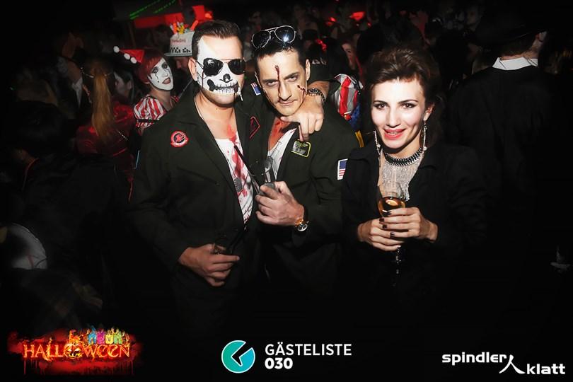 https://www.gaesteliste030.de/Partyfoto #122 Spindler & Klatt Berlin vom 01.11.2014