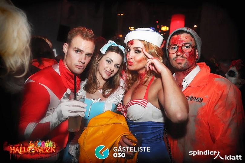 https://www.gaesteliste030.de/Partyfoto #84 Spindler & Klatt Berlin vom 01.11.2014