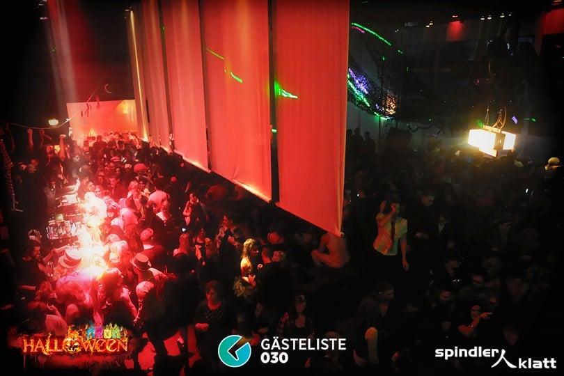 https://www.gaesteliste030.de/Partyfoto #183 Spindler & Klatt Berlin vom 01.11.2014