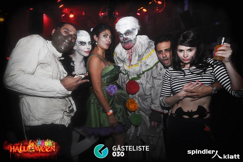 https://www.gaesteliste030.de/Partyfoto #150 Spindler & Klatt Berlin vom 01.11.2014