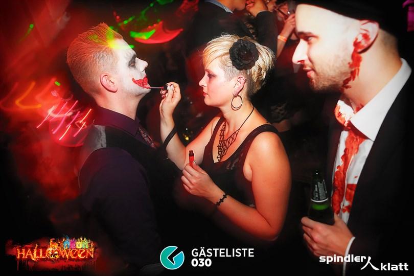 https://www.gaesteliste030.de/Partyfoto #160 Spindler & Klatt Berlin vom 01.11.2014