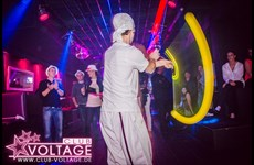 Partyfotos Club Voltage 01.11.2014 Russian Clubbing