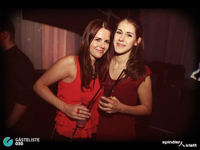 Partypics Spindler & Klatt 15.11.2014 House of Colours by Absolut Vodka