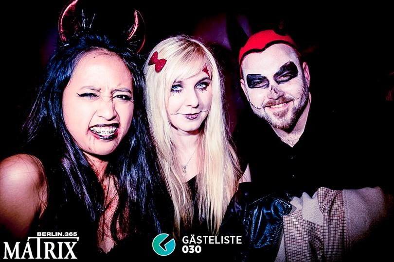 https://www.gaesteliste030.de/Partyfoto #105 Matrix Berlin vom 31.10.2014