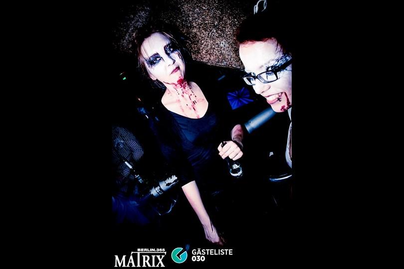 https://www.gaesteliste030.de/Partyfoto #79 Matrix Berlin vom 31.10.2014