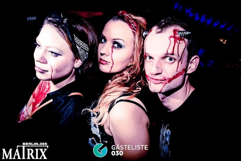 https://www.gaesteliste030.de/Partyfoto #35 Matrix Berlin vom 31.10.2014