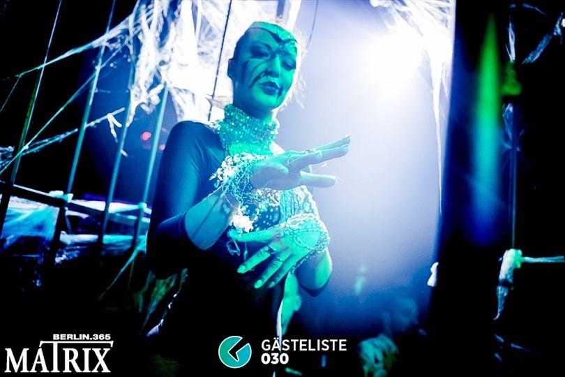 https://www.gaesteliste030.de/Partyfoto #130 Matrix Berlin vom 31.10.2014