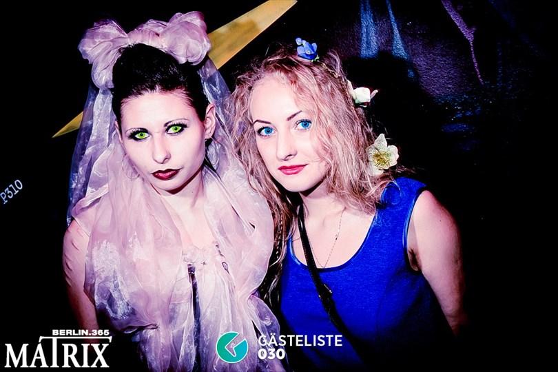 https://www.gaesteliste030.de/Partyfoto #33 Matrix Berlin vom 31.10.2014