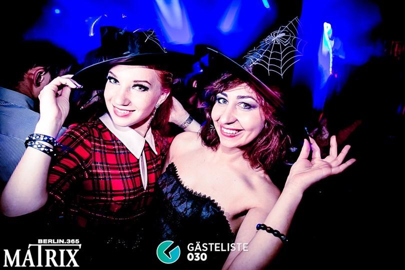 https://www.gaesteliste030.de/Partyfoto #1 Matrix Berlin vom 31.10.2014
