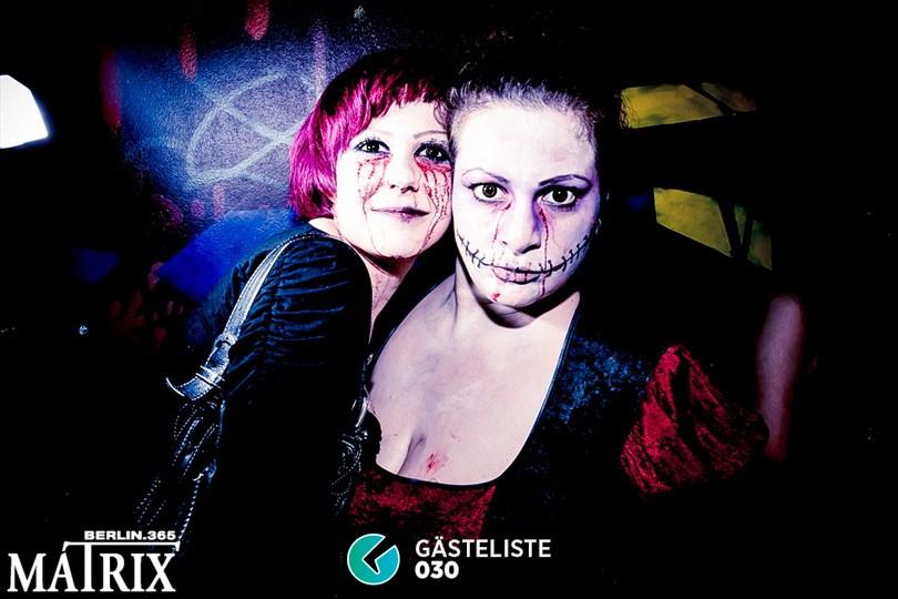 https://www.gaesteliste030.de/Partyfoto #51 Matrix Berlin vom 31.10.2014