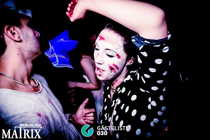 https://www.gaesteliste030.de/Partyfoto #150 Matrix Berlin vom 31.10.2014