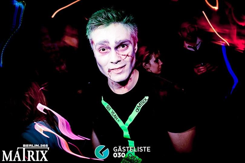 https://www.gaesteliste030.de/Partyfoto #36 Matrix Berlin vom 31.10.2014
