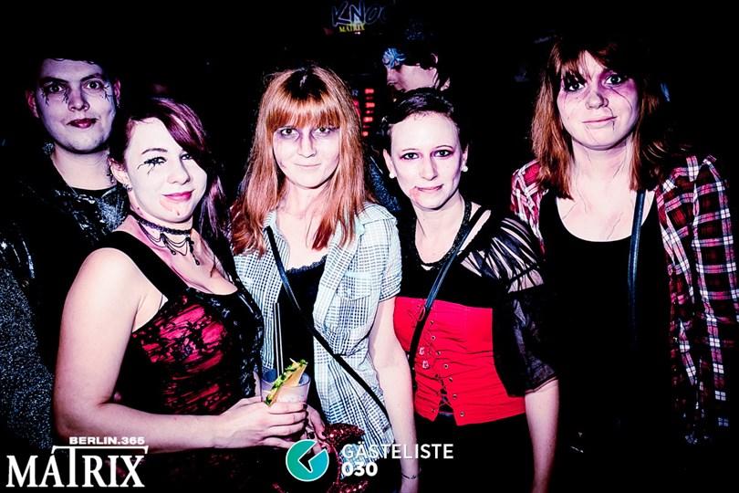 https://www.gaesteliste030.de/Partyfoto #59 Matrix Berlin vom 31.10.2014