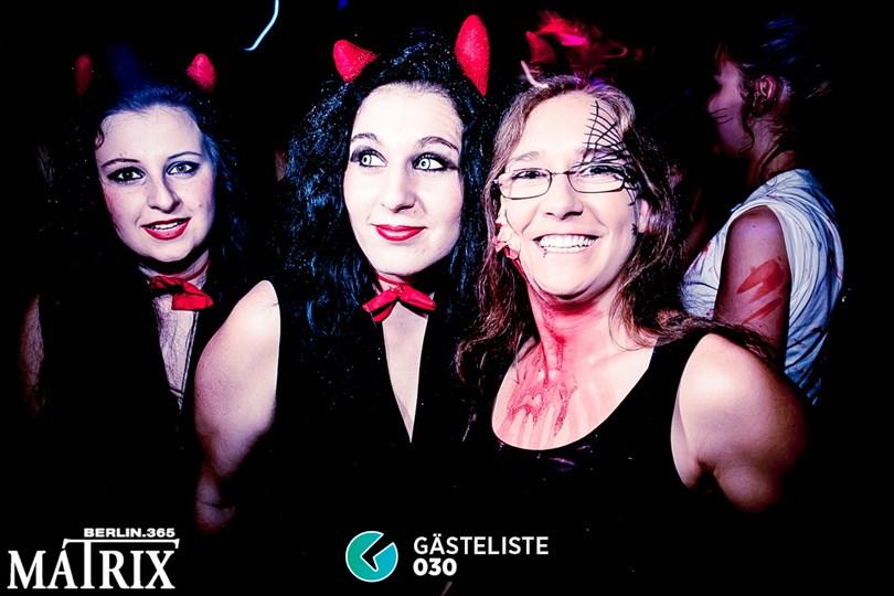 https://www.gaesteliste030.de/Partyfoto #28 Matrix Berlin vom 31.10.2014
