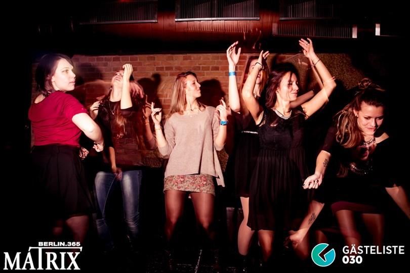 https://www.gaesteliste030.de/Partyfoto #92 Matrix Berlin vom 05.12.2014