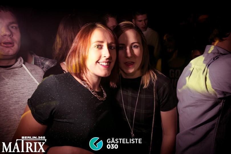 https://www.gaesteliste030.de/Partyfoto #52 Matrix Berlin vom 19.12.2014