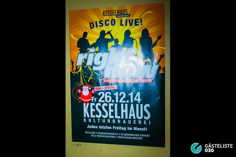 https://www.gaesteliste030.de/Partyfoto #80 Kesselhaus @ Kulturbrauerei Berlin vom 28.11.2014