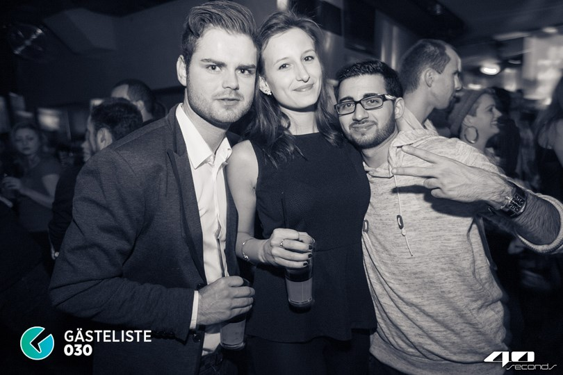 https://www.gaesteliste030.de/Partyfoto #42 40seconds Berlin vom 23.01.2015