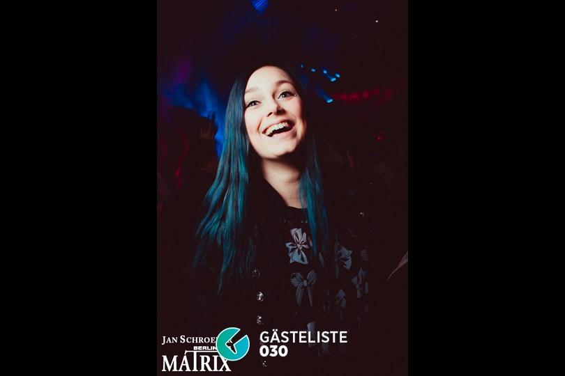 https://www.gaesteliste030.de/Partyfoto #25 Matrix Berlin vom 22.01.2015