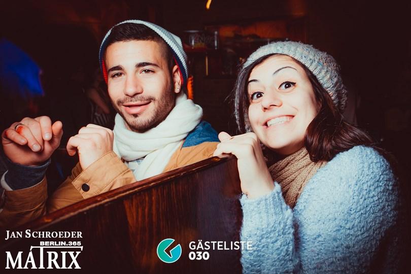 https://www.gaesteliste030.de/Partyfoto #111 Matrix Berlin vom 22.01.2015
