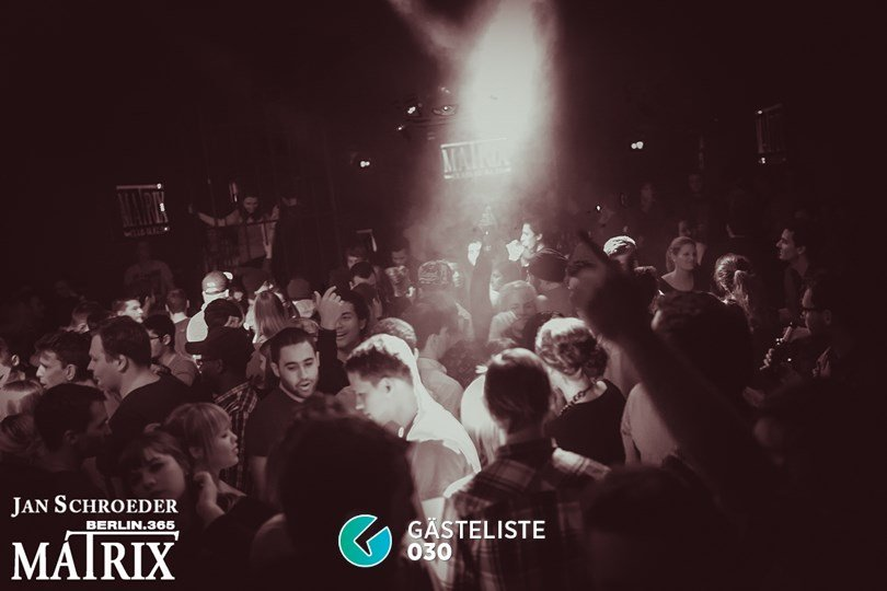 https://www.gaesteliste030.de/Partyfoto #119 Matrix Berlin vom 22.01.2015