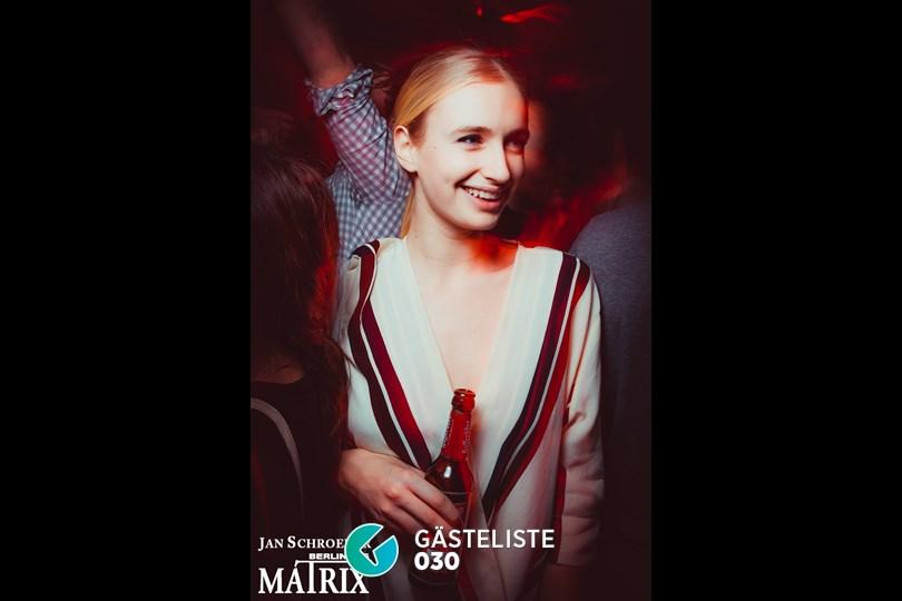 https://www.gaesteliste030.de/Partyfoto #87 Matrix Berlin vom 22.01.2015