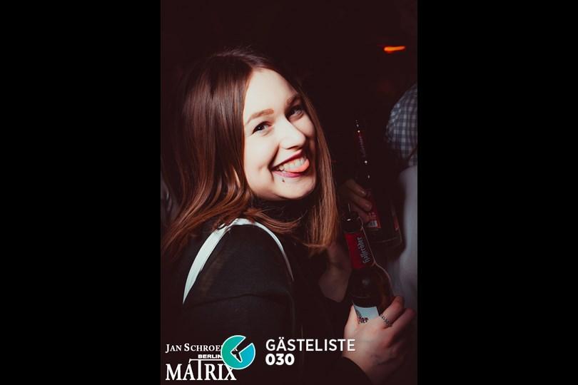 https://www.gaesteliste030.de/Partyfoto #56 Matrix Berlin vom 22.01.2015