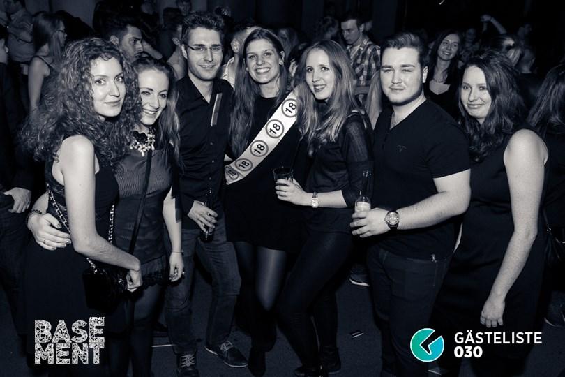 Partyfoto #13 Asphalt Berlin vom 09.01.2015