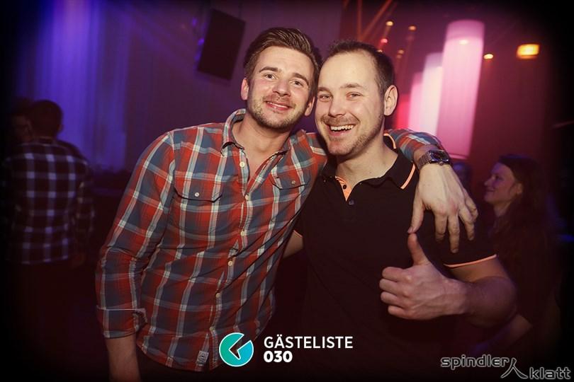 https://www.gaesteliste030.de/Partyfoto #33 Spindler & Klatt Berlin vom 21.02.2015