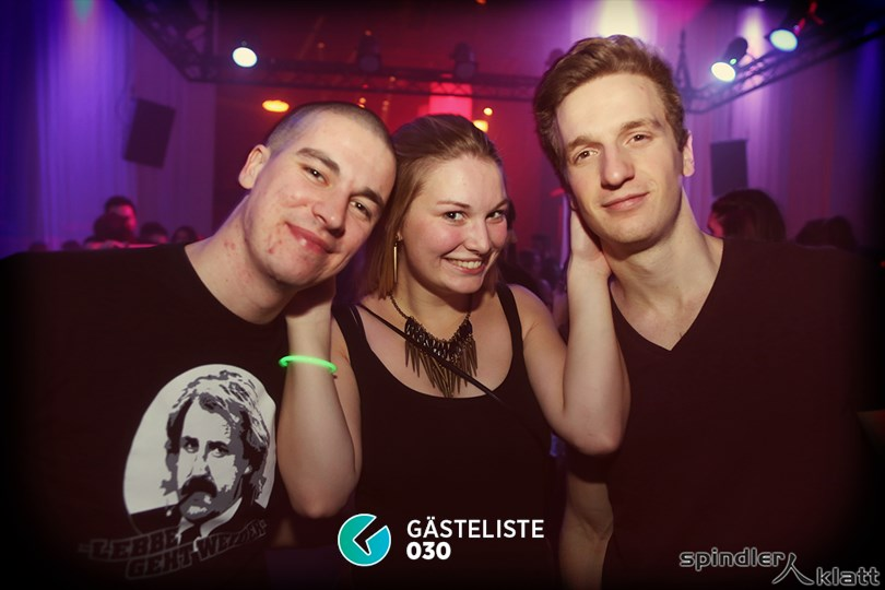 https://www.gaesteliste030.de/Partyfoto #53 Spindler & Klatt Berlin vom 21.02.2015