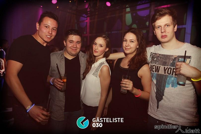https://www.gaesteliste030.de/Partyfoto #24 Spindler & Klatt Berlin vom 21.02.2015