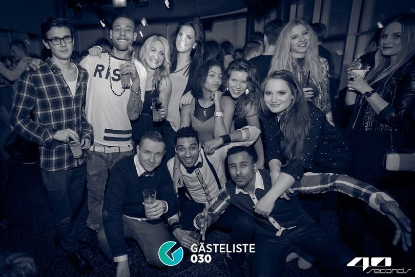 https://www.gaesteliste030.de/Partyfoto #26 40seconds Berlin vom 30.01.2015