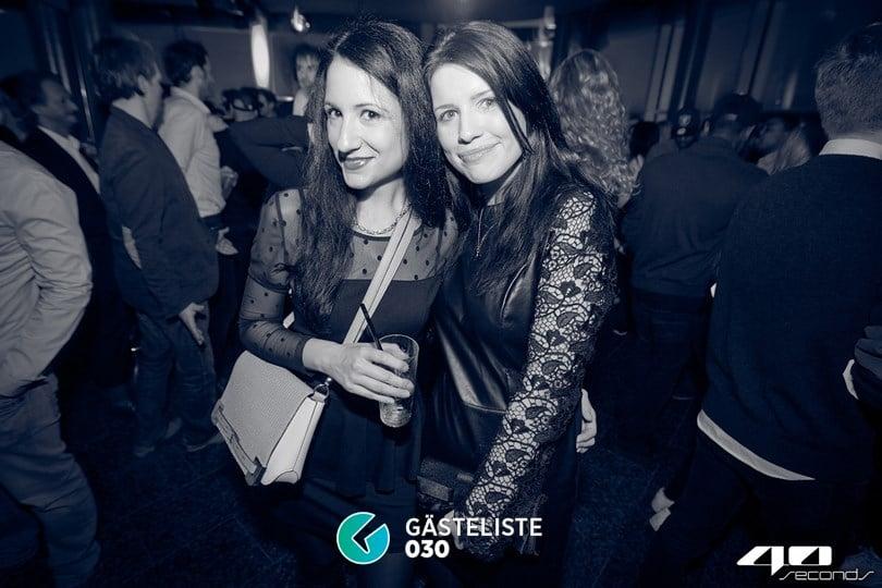 https://www.gaesteliste030.de/Partyfoto #5 40seconds Berlin vom 30.01.2015