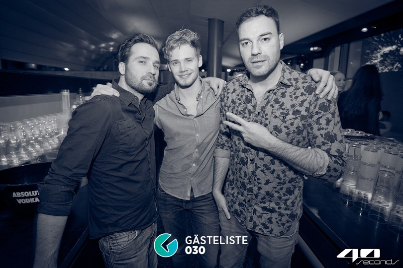 https://www.gaesteliste030.de/Partyfoto #25 40seconds Berlin vom 30.01.2015