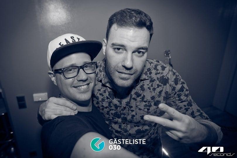 https://www.gaesteliste030.de/Partyfoto #12 40seconds Berlin vom 30.01.2015