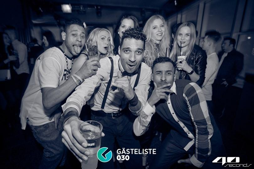 https://www.gaesteliste030.de/Partyfoto #4 40seconds Berlin vom 30.01.2015
