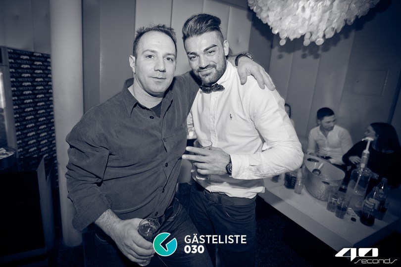 https://www.gaesteliste030.de/Partyfoto #39 40seconds Berlin vom 30.01.2015