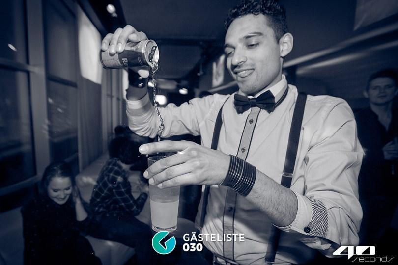 https://www.gaesteliste030.de/Partyfoto #11 40seconds Berlin vom 30.01.2015